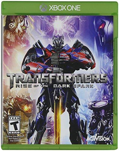 Transformers Rise of the Dark Spark (Xbox One) 61es3QomWTL