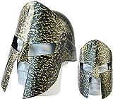 Seiler24 Sparta 300 Helm Kriegerhelm Spartanerhelm in Gold