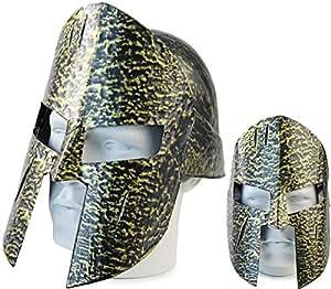 Seiler24 Sparta 300 casque guerrier casque casque Spartan en or