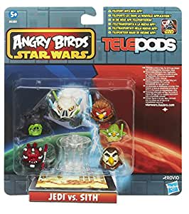 Angry Birds Star Wars Telepods Jedi vs Sith Multi-Pack