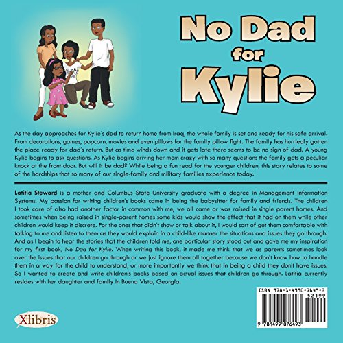 No Dad for Kylie