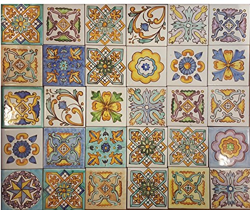 Mattonelle vietri usato vedi tutte i 54 prezzi - Piastrelle ceramica vietri ...