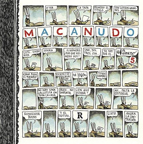 Macanudo 5 por Liniers