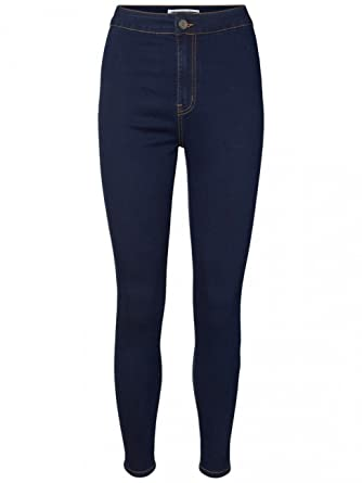 Super high waist jeans uk