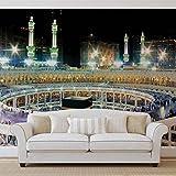 Mekka - Forwall - Fototapete - Tapete - Fotomural - Mural Wandbild - (3336WM) - XXL - 312cm x 219cm - VLIES (EasyInstall) - 3 Pieces