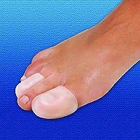 Silipos   100% All Gel   Digital Toe Caps x2   Pure Gel Toe Protection   Conditions & Softens   Protects against... preisvergleich bei billige-tabletten.eu