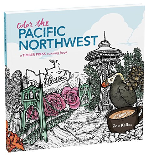 Color the Natural World (Colouring Books)