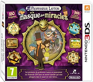Professeur Layton et le masque des miracles (B003SNJNYA) | Amazon price tracker / tracking, Amazon price history charts, Amazon price watches, Amazon price drop alerts