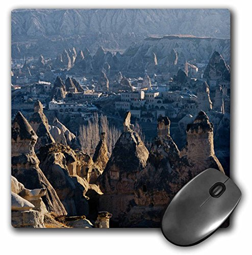 Danita Delimont - Rock Formations - Turkey, Istanbul, Kemerburgaz, Cave Houses in Goreme National Park - MousePad (mp_205313_1)