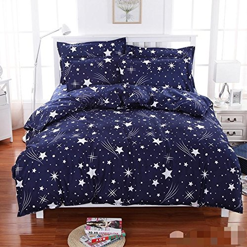 King Size 3 Pc Bedding Set - 1500 Series Hypoallergenic Wrinkle Free...