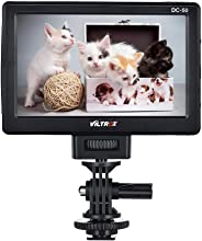 KKmoon Viltrox DC-50 HD Clip-on LCD 5'' Monitor Portable Wide View for DSLR Camera