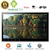 "Android 10.1""Universal 2GB Android 7.1 Car GPS Navigation System Bluetooth Car Stereo Car Entertainment Double Din Car Stereo Head Unit,Touch Screen Car Stereo With Navigation Support WIFI,Bluetooth,Mirrorlink,DVD,CD..."