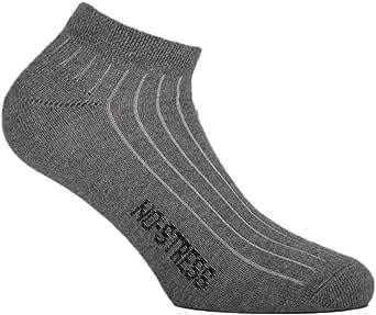 Fontana Calze, 12 paia di calze UOMO sport, fitness, mod. CAVIGLIA con punta e tallone rinforzati.