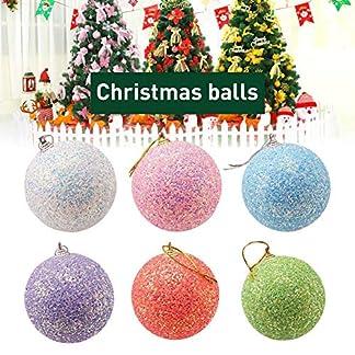 Beimaji-Trade-Weihnachtskugeln-Ornamente-Weihnachtsbaum-dekorative-Kugeln-Set-Schaum-glnzende-Kugeln-Hanging-Anhnger-fr-Weihnachtsbaum-Shopping-Mall-Startseite-Weihnachten-Partydekoration