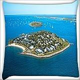 kleinen Inseln Home Decor Werfen Sofa Auto Kissenbezug Kissen Fall 50,8x 50,8cm