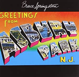 Greetings From Asbury Park N.J.