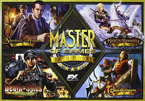 Master Of Games Anthology - Deluxe