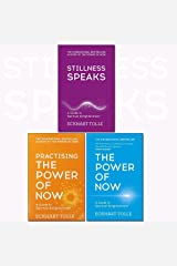 Eckhart Tolle The Power Of Now Collection 3 Books Set Paperback