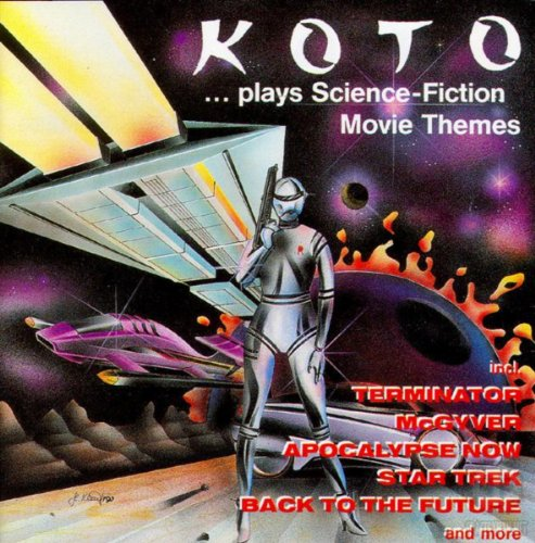 ...Plays Science-Fiction Movie Themes