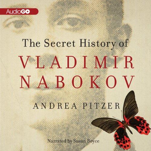 The Secret History of Vladimir Nabokov  Audiolibri