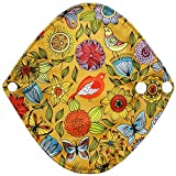 erthome Tragbare Mode neue wiederverwendbare Bambus Tuch waschbar Menstruation Pad Mama Damenbinde Pad