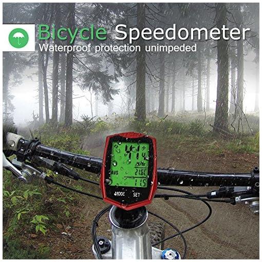 Aodoor Computer di bicicletta