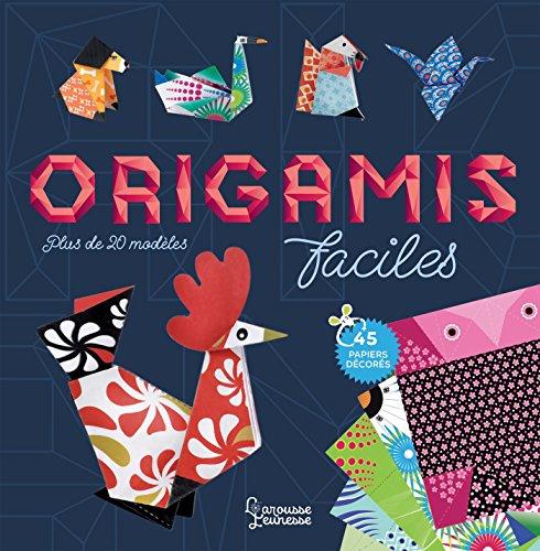 Origamis faciles par Beatriz de Rivera