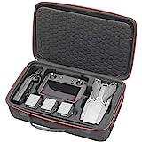 RLSOCO Custodia per DJI Mavic 2 PRO/Mavic 2 Zoom & DJI Smart Controller-Mavic 2 Accessori: DJI Smart Controller, 5 batterie,