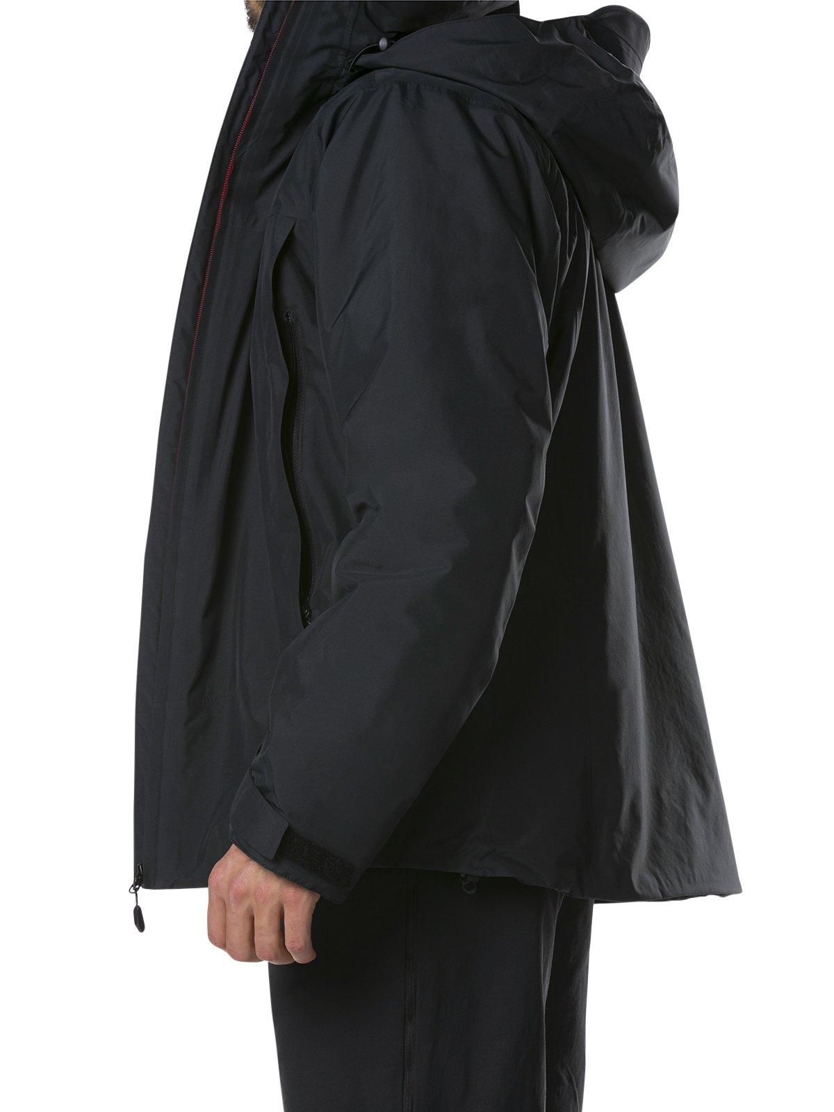 61etzja7ceL - Berghaus Men's Helionik Loft Gore-Tex Waterproof Jacket