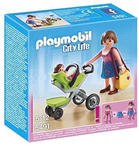 Playmobil Centro Comercial - Madre Cochecito 5491