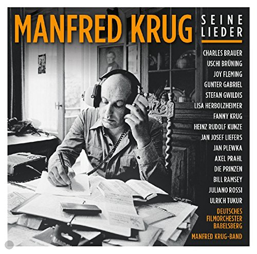 Manfred Krug - Seine Lieder - Groß Krug