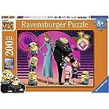 Ravensburger - Puzzle 200 piezas XXL, Gru, Mi Villano Favorito 3 (12842)