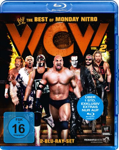 The Best of WCW Monday Night Nitro, Vol. 2 [Blu-ray]