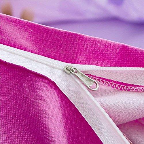 KOMGG Weiche Halter Bettbezug Clips für Bettdecke Cover-A,200 * 230cm(79 * 91in),A (Asiatische Bettdecken)