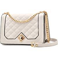 Travistar Borsa a tracolla Donna Catena Borsa a Spalla - Borsa Mano PU Pelle Messenger Crossbody Bag - Elegante Tasche…