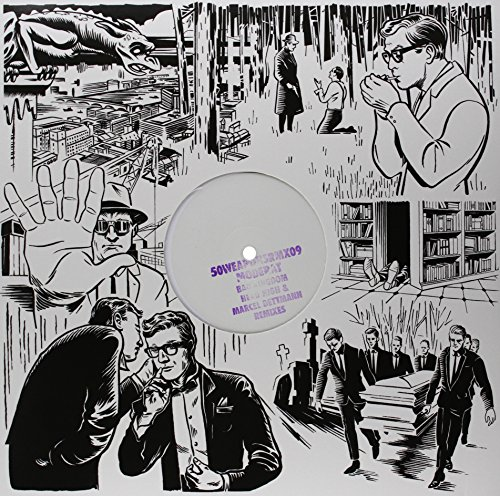Preisvergleich Produktbild Bad Kingdom (Shed/Marcel Dettmann Rmxs) [Vinyl Maxi-Single]