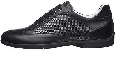 Nero Giardini E001430U Sneakers Uomo in Pelle