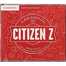 Citizen Z B2 Class Audio CDs (4)