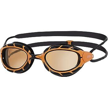 Zoggs Predator Polarized Ultra Gafas, Unisex, Naranja/ Negro, Talla Única