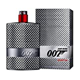 James Bond 007 Quantum homme / men, Eau de Toilette, Vaporisateur / Spray 125 ml, 1er Pack (1 x 125 ml)