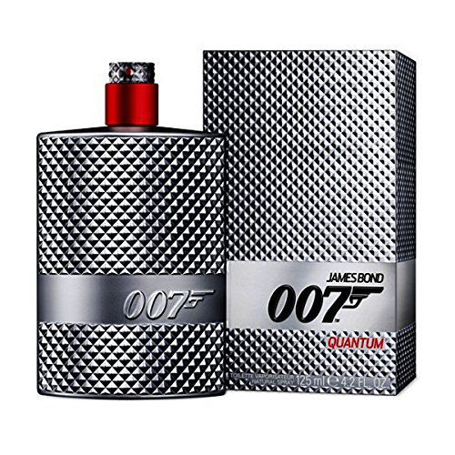 James Bond 007 Quantum Eau de Toilette Spray 125 ml