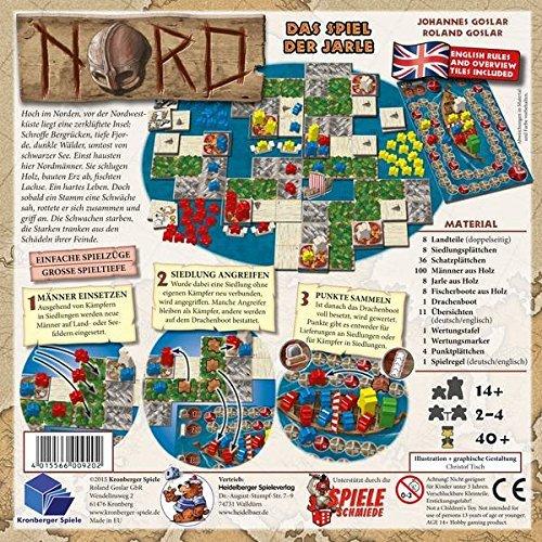 Nord (Brettspiel) - 2