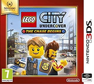LEGO City: Undercover (Nintendo Selects) (B01FWF6TJS) | Amazon Products