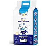 Pingger Baby Pants Diaper XXL Size (15 to 25 Kg ) 50 Count