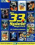 Der 33 Spiele Mega-Pack