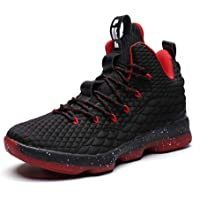 Mens Personal Basketball Shoes Trainers High Elastic Shock Technology New KPU Fabric Lightweight Air Precision…