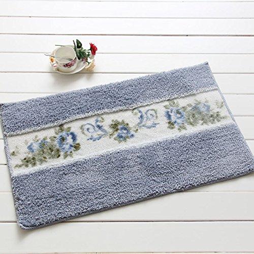 gfywz-tampone-assorbente-da-letto-mat-tappeto-mat-blue-4575cm