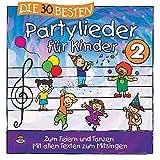Die 30 besten Partylieder für Kinder 2 - Simone Sommerland