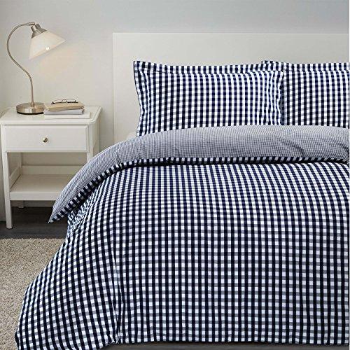 luxe-carreaux-vichy-100-coton-fil-teint-t200-parure-de-lit-avec-housse-de-couette-taies-doreiller-pa