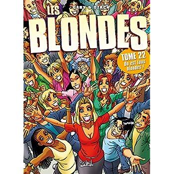 Les Blondes T22